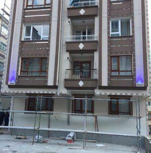 Istanbul Aksaray Mantolama