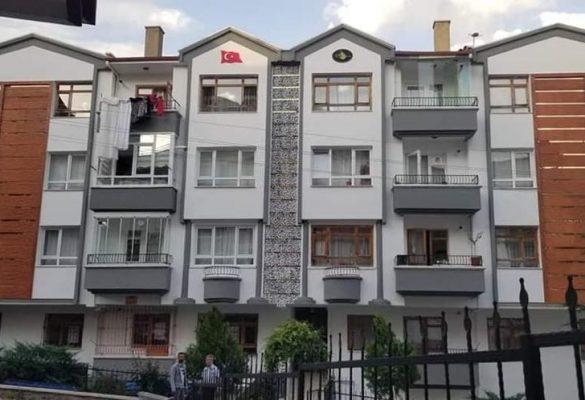 Manisa Şehzadeler Dış Cephe Mantolama